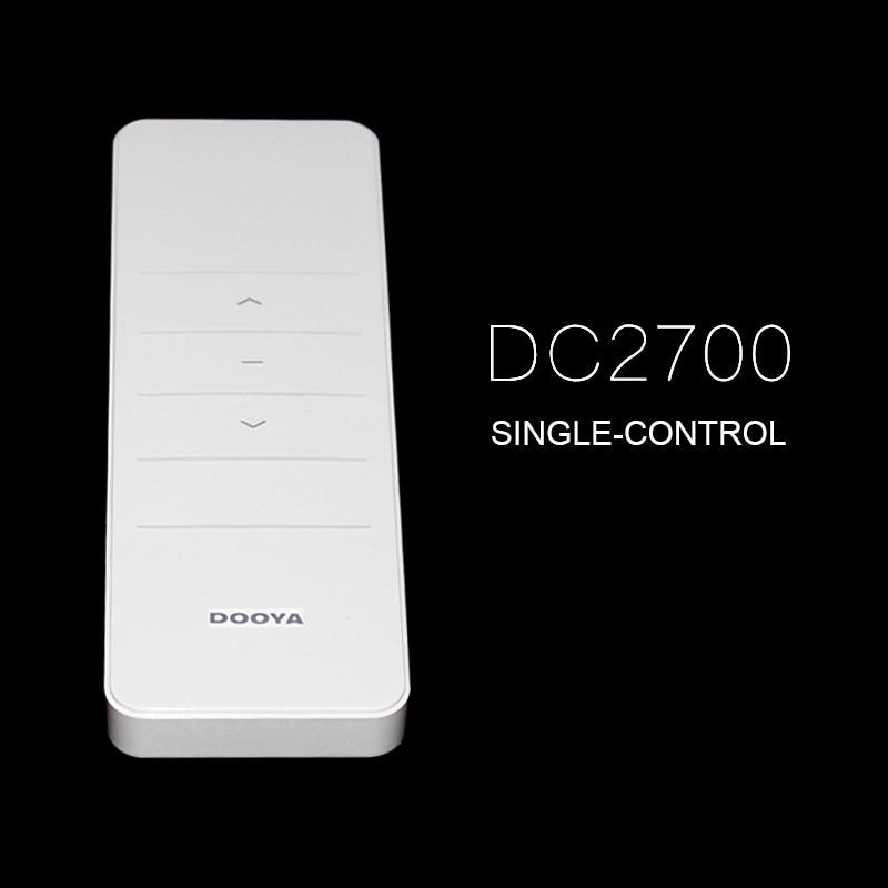 Wohnkultur Dooya Smart 433 Mhz Hand Fernbedienung Serie Dc2700 Dc2702 Dc2760 Singel Kanal Multi Kanäle Doppel Control Fernbedienung üBerlegene Leistung