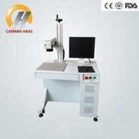 Factory Price 30W Laser Marking Machine For Metal Marking 1064nm Desktop Marking Machine