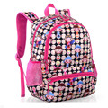 2017 new dora backpack school bags for girls kids character backpacks girl schoolbag children backpacks pink student bag bookbag