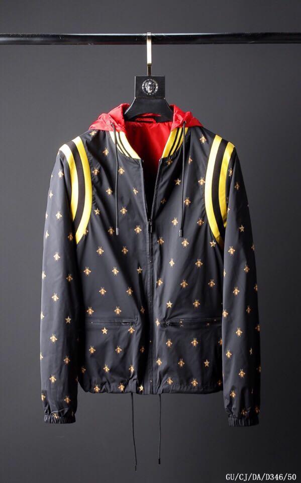 De Célèbre Partie Et 2019 Style D02396 Vestes Piste Marque Design Luxe Mode Manteaux Hommes Européenne Vêtements Yf6b7gy