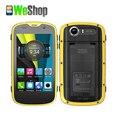 Оригинал Kenxinda W5 Смартфон 8 ГБ IP68 Водонепроницаемый 4.0 ''Andriod 5.1 MTK6735 Quad Core RAM 1 ГБ Сети 4 Г Мобильный Телефон