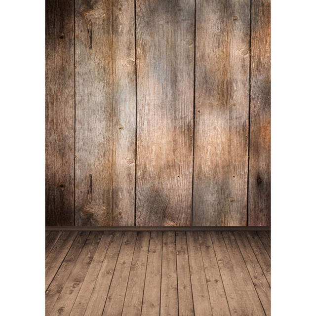 5x7ft vinyl vitage non washable backdrop wood floor backgrounds ...