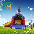 Детский игрушка королевство нейлон 0.55 мм аниме мультфильм надувной замок прыжок кровать батут дети крытый и открытый игрушка 3.5 м * 3 м / шт
