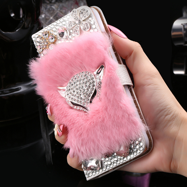 Fur Mobile Phone Case For iPhone