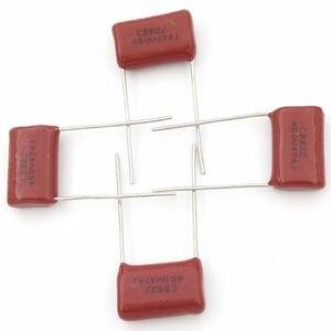 Image 3 - MCIGICM 1000 pcs 470nF 474 450V CBB Polypropylene film capacitor pitch 15mm 474 470nF 450V