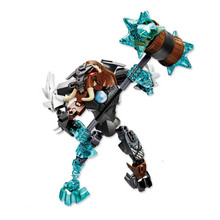 цена на New XSZ 815-4 Bionicle Chimo Robot Building Block Toys gifts Action Figure Compatible With Chimaed Mungus