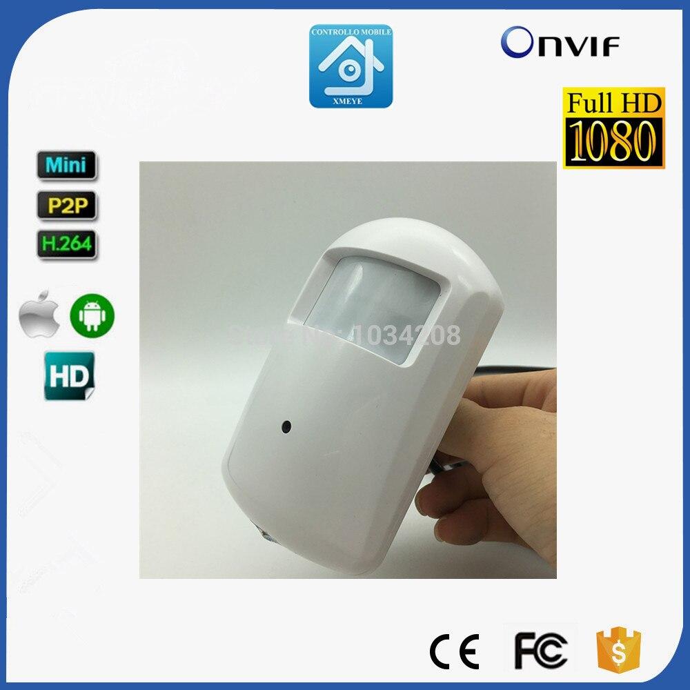 Micro 3,7 мм объектив ПИР мини IP Камера 1080 P охранных Системы видеонаблюдения крошечные HD микрофон Onvif видео p2P