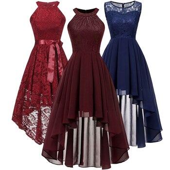 90f99c4ce Año nuevo ropa adolescente de elegancia de dama de honor de boda Vestido de  niña para Navidad Fiesta de princesa ropa de niña 13-20 T