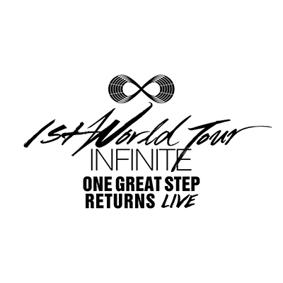 INFINITE - ONE GREAT STEP RETURNS LIVE ALBUM Release Date 2015-4-9 ORIGINAL KOREA KPOP ALBUM cnblue come together tour live package release date 2016 08 17 kpop