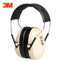 3M H6A Soundproof earmuffs Sound insulation Security 3M Ear Protector Noise reduction Ear muffs For Study Sleeping Work SNR:27db