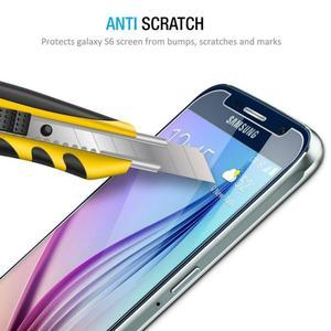 Image 2 - Ekran koruyucu temperli cam Samsung Galaxy A8 2018 A3 A5 A7 2017 J4 J6 A6 J1 J2 J3 J5 j7 2016 S3 S4 S5 S6 not 3 4 5Film