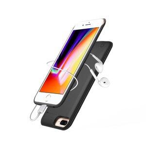 Image 4 - 4.7 インチ 5.5 インチデュアル Sim カードアダプター用の Bluetooth のケース iPhone 6 7 8 × スリムデュアルスタンバイアダプタ 2 アクティブ Sim カードホルダー