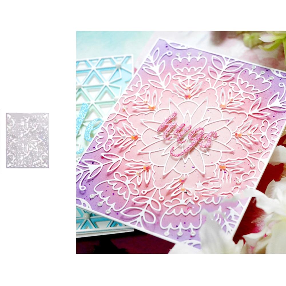 Metal Die Cutting Dies Stencil  For DIY Scrapbooking Card Paper Embossing Craft