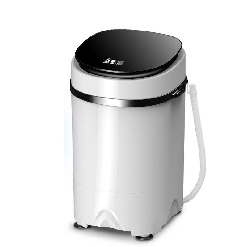 3.8 kg Elettrico mini vestiti di lavaggio macchina Ad Alta capacità Singola Vasca Semi-Automatico Antibatterico indumento rondella 170 W