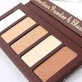5 Colors Professional Contour Palette Women Contouring Makeup Cosmetic Facial Face Care Cream Concealer Palette for Gift