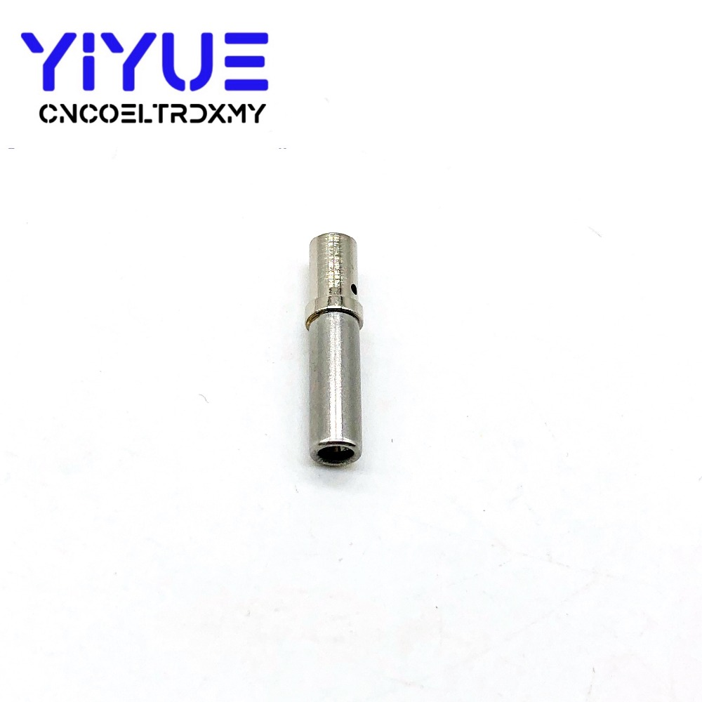 DTP 0462-203-12141 0460-204-12141 Solid Terminal Size 14AWG to 12AWG Pin Automotive Connector Terminal For Deutsch (2)
