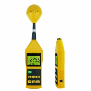 Image 5 - Electromagnetic Radiation Tester 10MHz to 8GHz w/ Alarm and Tripod Mounting MIni Triaxial Tri Axis RF Field Strength Meter