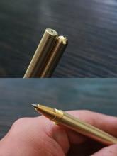 Retro Brass Metal Pen