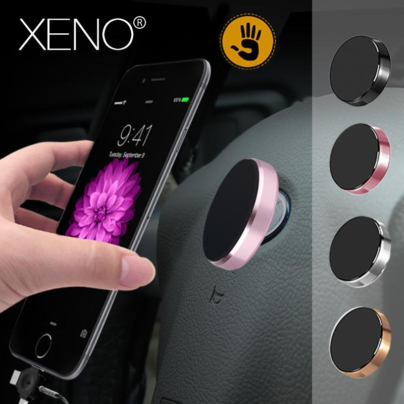Mobile Phone Holders & Stands Knowledgeable Magnetic Car Phone Mount Holder Universal Wall Desk Metal Magnet Sticker Mobile Stand Phone Holder Car Mount Support For Iphone