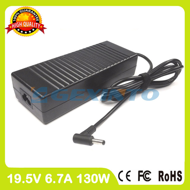 מטען נייד 19.5 V 6.7A 130 W 6.67A 51T-0070-X02 6TTY6 7CWK7 ADP-130EB BA מתאם מתח ac עבור Dell XPS 15 9530 9550 9560