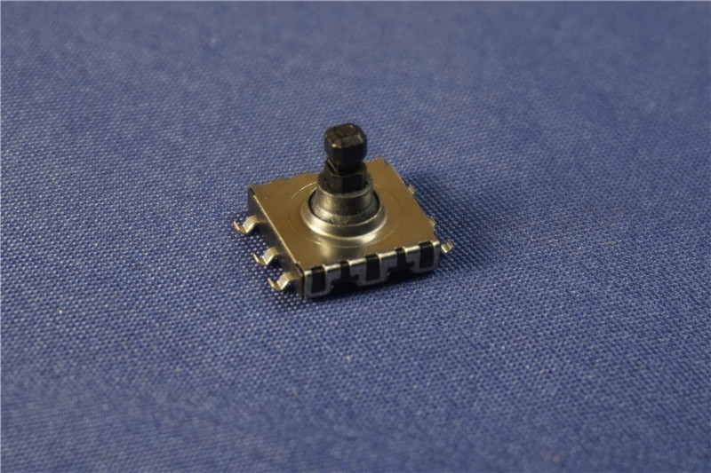 100pcs 10x10x9 mm Navigation Switch 5 Directions Height 9 0 mm Board Guide Surface Mount PCB