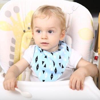 EGMAOBABY 16 stks/set Unisex Baby Bandana Kwijlen Slabbetjes, 100% Katoen Kwijlen Slabbetjes, super Stijlvolle Waterdicht en Anti Vuile Absorberen