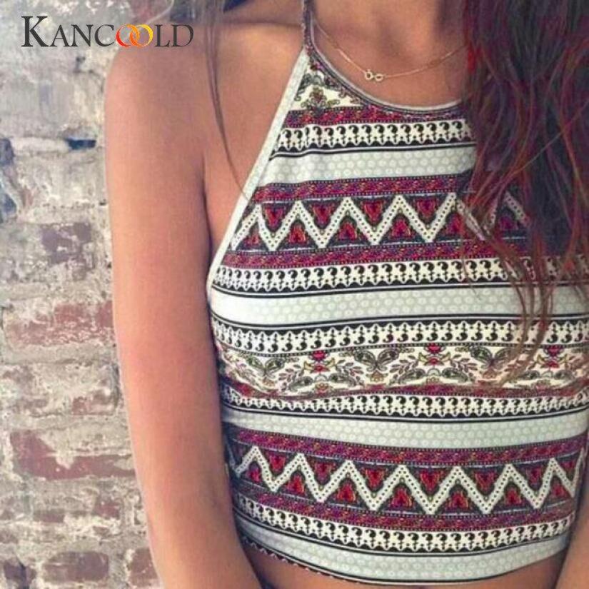 Women s Fashion Sleeveless Boho Tank Tops Bustier Bra Vest Crop Bralette Shirt Blouse Cami Mar 16