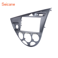 Seicane 2Din 178*102mm Installation Dashboard Fascia Frame For 2006 Ford Fiesta Focus European LHD