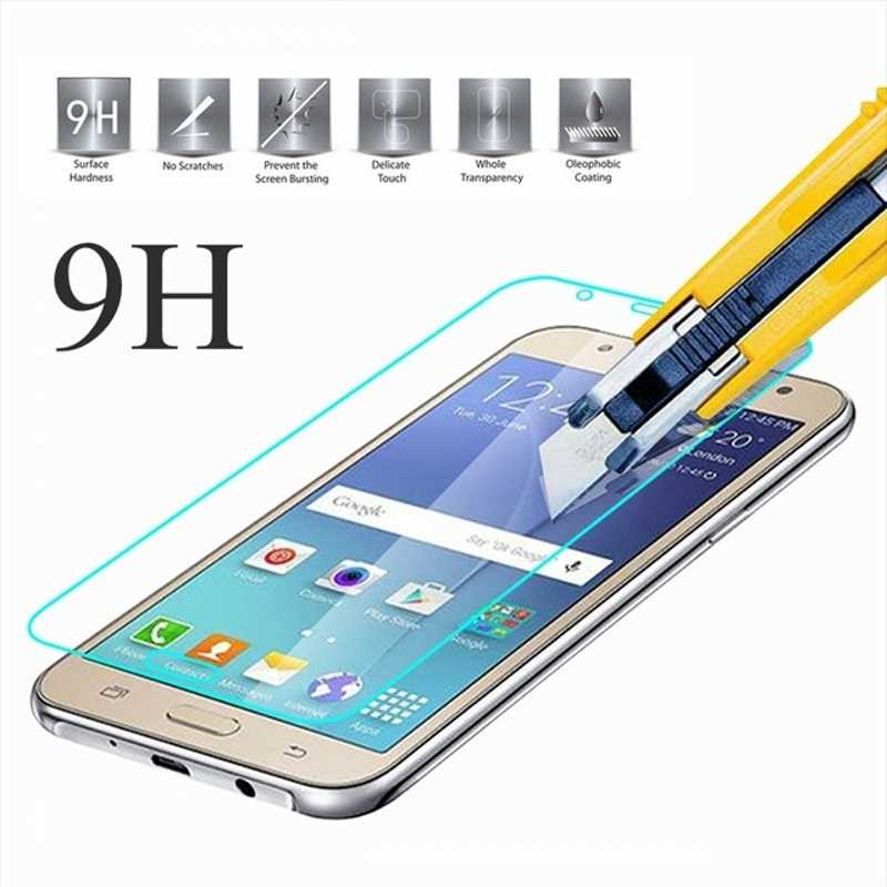 5pcs/lot Tempered Glass for Samsung Galaxy S3 S4 S5 S6 S7 S3 mini S4mini S5 mini Note 2 3 4 5 Screen Protector front glass film