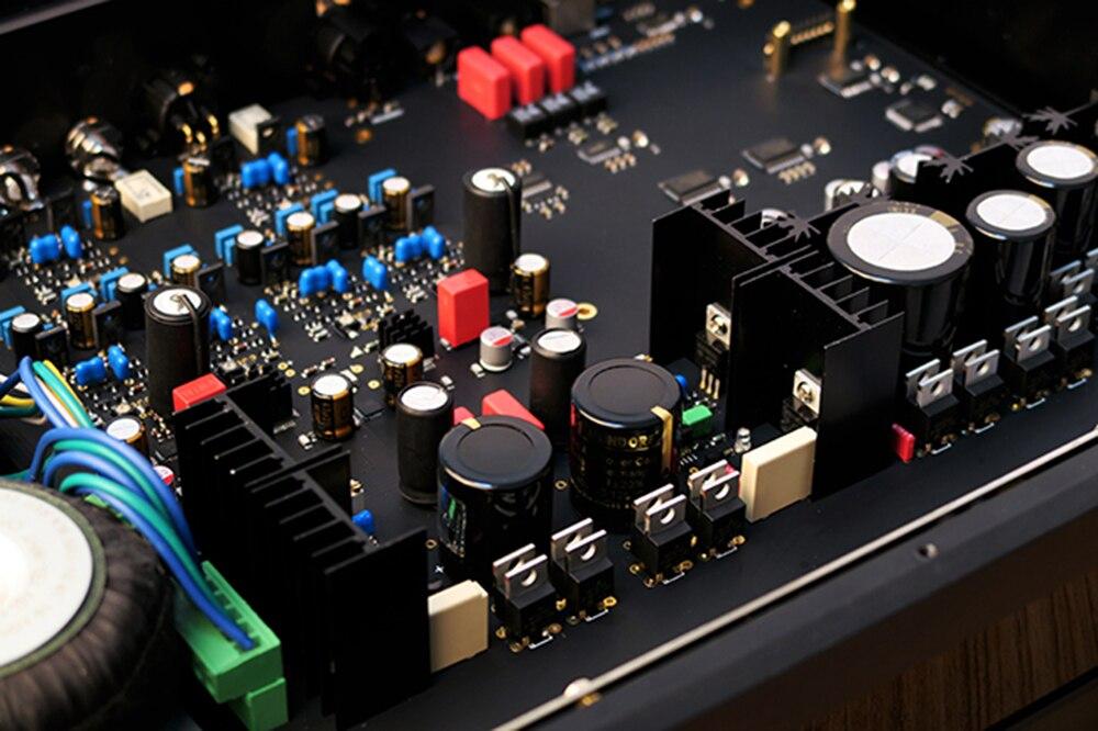 L.k.s аудио MH-DA004 двойной ES9038pro флагманский DSD DAC Вход коаксиальный AES EBU для доп USB I2S оптический аудио декодер d /A конвертер
