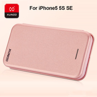 Luxury Protect Holder Case For Apple Iphone 5S SE Phone Leather Protective Back Flip Cover Case