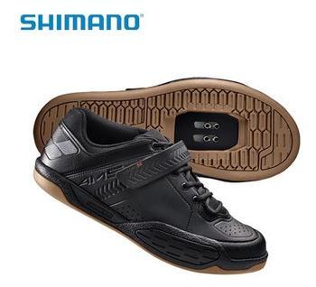 Shimano AM5 sapatos Calçados de MTB Da Bicicleta Da Bicicleta BLOQUEIO