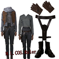 Origin Rogue One:A Star Wars Story Jyn Erso Cosplay Costume Custom Made Any Size