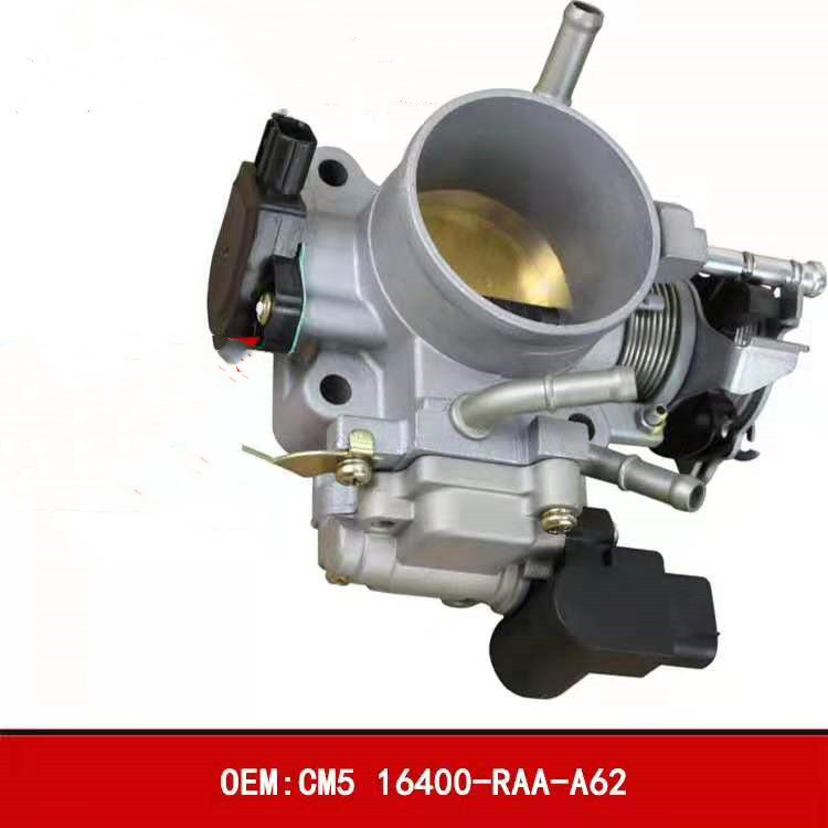 Throttle Body For Honda Accord DX LX EX 2.4L 2003 2004 2005 US 16400 RAA A62  16400RAAA62 16400 RAA A62|Car Electronic Throttle Controller| |  - title=