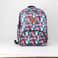 2016 новый простой небольшой свежий Колледжа повседневная холст сумка рюкзак большой емкости ранцы