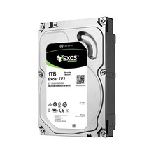 Seagate Exos 7E2 1 ТБ HDD SATA 6 ГБ/сек. 128 МБ кэш 3,5-дюймовый корпоративный жесткий диск ST1000NM0008