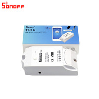 Itead Sonoff TH16 Wifi Smart Switch Support Temperature And