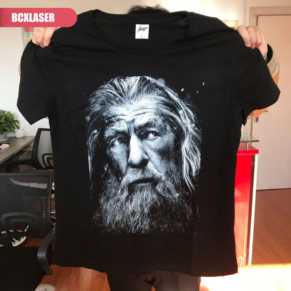 3D direct to garment printer t shirt printing machine with high quality - 6