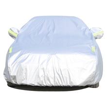 Купить с кэшбэком Car Cover Ice Screen Snow Cover Sun Shade Waterproof Exterior Accessories Car Covers for BMW E92 Capa Carro Capas Carro