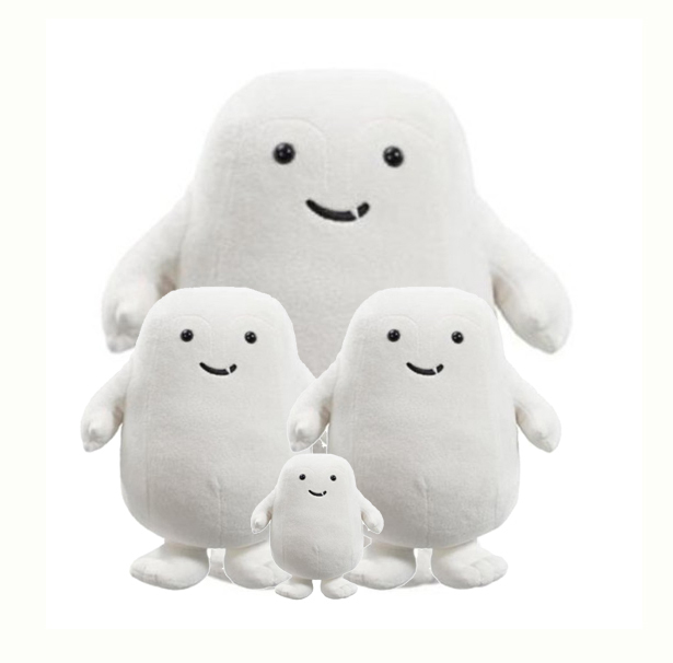 Doctor Who plush toy Doctor who Deluxe Adipose Plush dolls Stuffed Plush Dolls With Tag Free shipping