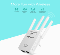 PIXLINK LV AC05 AC05 1200Mbps WIFI Repeater Router Access Point Dual Band Wireless Wi Fi Repeater
