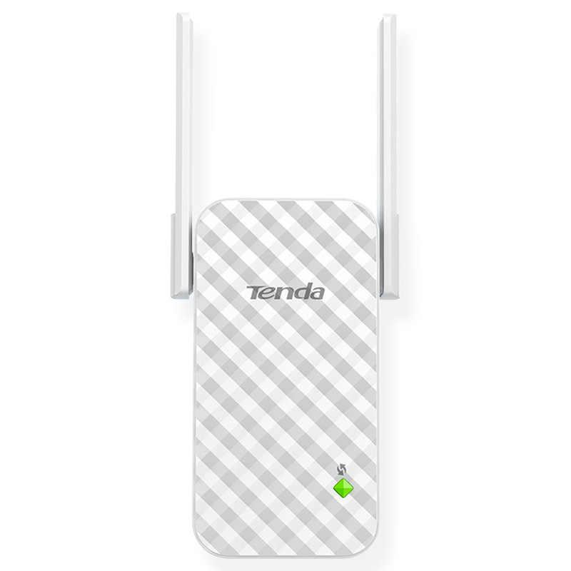 TENDA A9 300Mbps 2.4G Nirkabel Wifi Repeater Wifi Range Extender Router Wi-Fi Penguat Sinyal WiFi