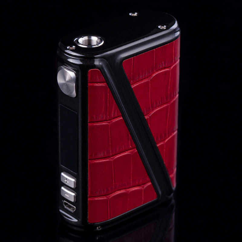 Original Warlock Z-BOX 233W mod Electronic Cigarette Mod Big Power Mechanical MECH Mod vaporizer Vape Z box mod e cigarette