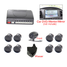 Digital Display Car Video Parking Sensor Reverse Backup Radar rear front font b camera b font