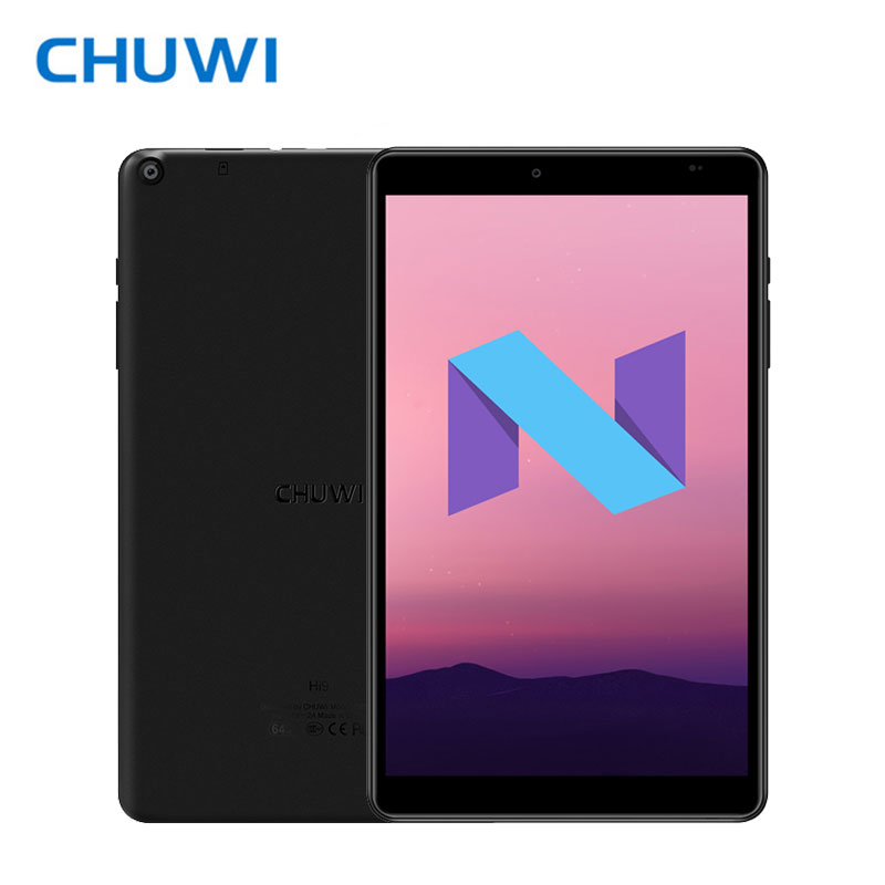 Newest! CHUWI Hi9 Tablet PC Android 7.0 MTK 8173 Quad core Up to 1.9GHz 4GB RAM 64GB ROM 2560x1600 8.4 inch Screen 5000mAh