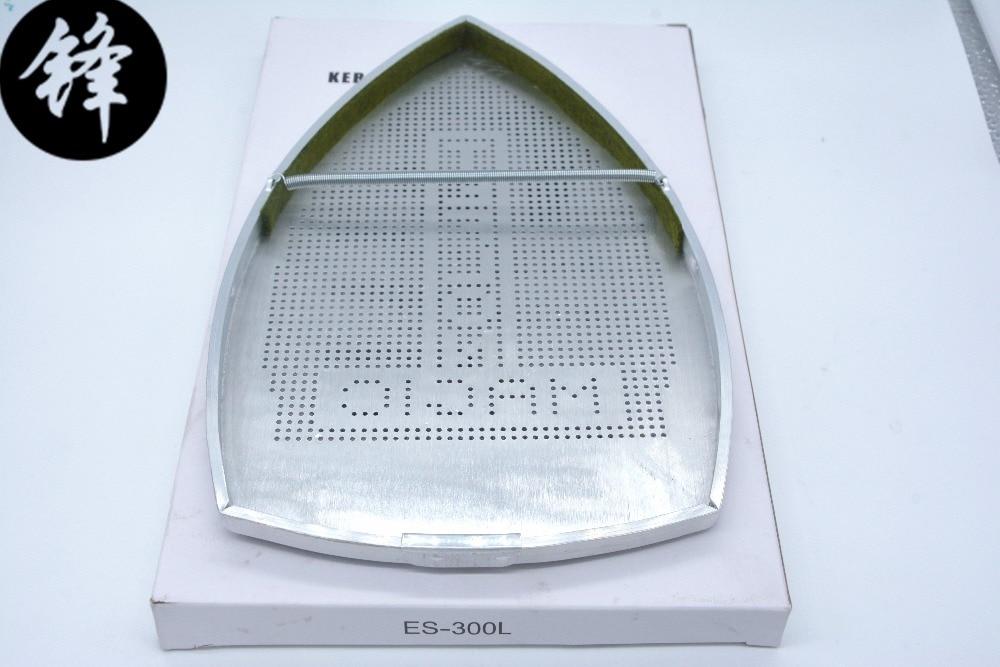 Teflon Iron Shoe ES-85-AF/ES-300/ES-94A/ES-94AL/ES-300L Ironing Shoe Iron Parts Sewing Machine Parts Normal Quality