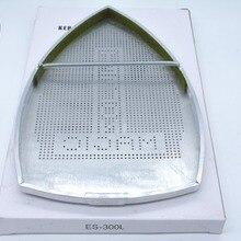 Тефлоновая железная ES-85-AF для обуви/ES-300/ES-94A/ES-94AL/ES-300L для глажки обуви детали для швейной машины нормальное качество
