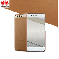 New Original Huawei Official P10 Case Luxury Leica Customized Cattle Leather Cover Case For Huawei P10