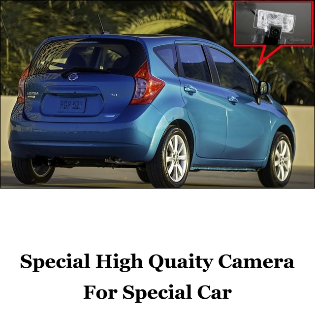 Car Camera For Nissan Versa Note 2013 2014 2015 High Quality Rear View Back Up Camera For Friends to Use | RCA
