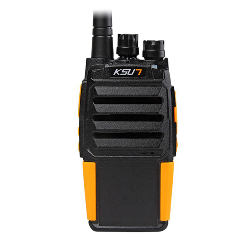 KSUN KSX35-17GY Version talkie-walkie 8 W double bande Radio bidirectionnelle Portable Radio talkie-walkie